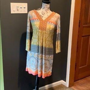 Large light weight dress
